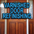 Current Lake Area Painting Varnished Door Refinishing